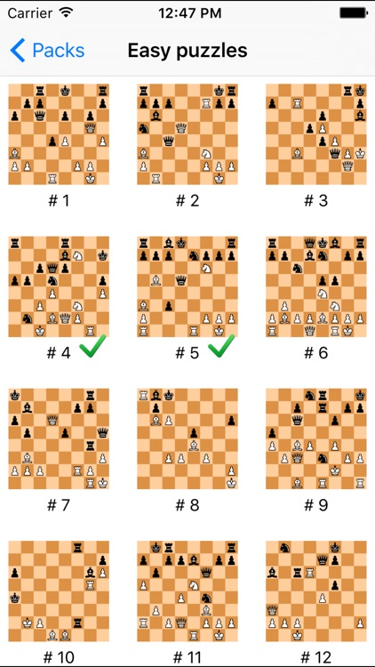 Chess Tactics Pro (Puzzles) screenshot-2