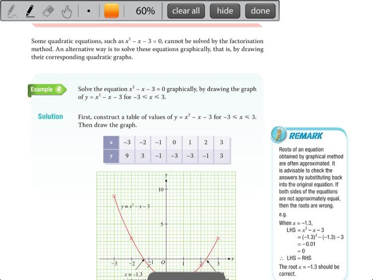 Discovering Maths 3A (Express) screenshot-3