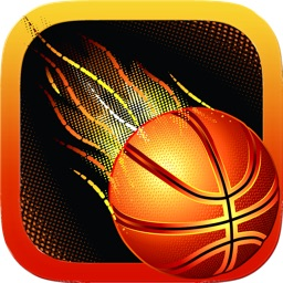 Crazy Hoops Town - Funny Ball Shooting Game