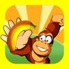 Banana Kong Mania : Jungle Quest Animal Run Games