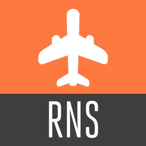 Rennes Travel Guide with Offline City Street Map