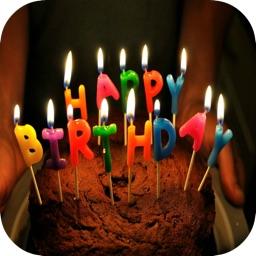 Birthday Card Wishes HD