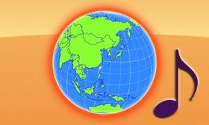 Globe Earth 3D