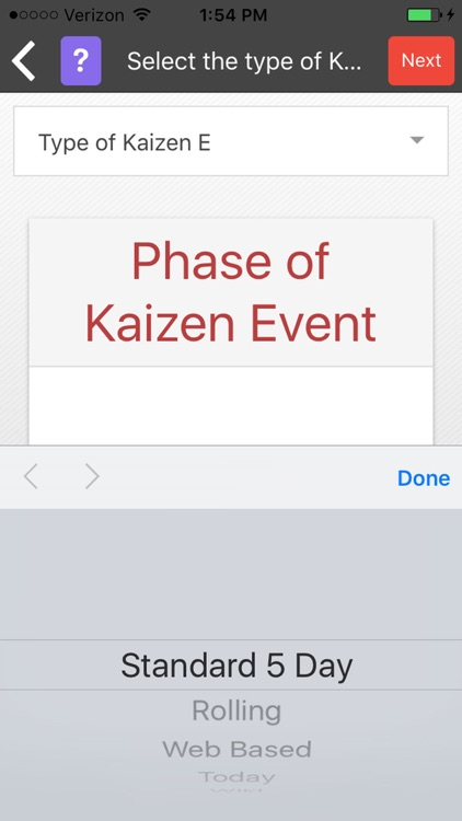 Lean Kaizen Events screenshot-4
