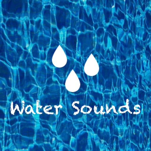 WaterSounds 水音で快眠・リラックス・集中力UP