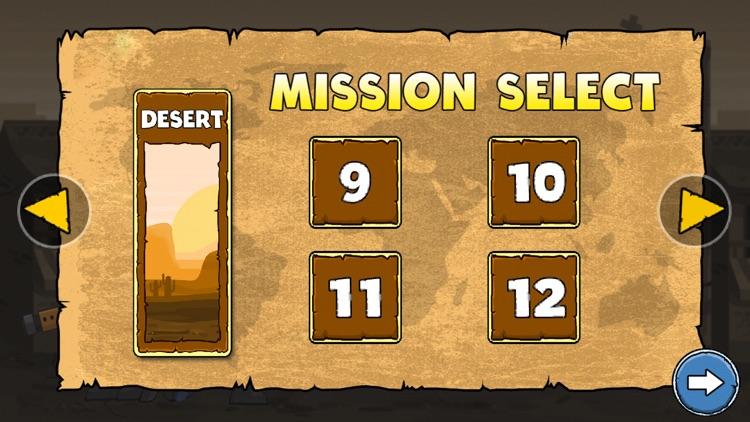 Army Commando Strike 2D screenshot-3