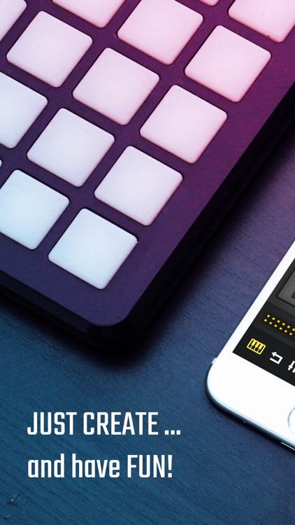 MIxpads-Drum Pads Music Mixer screenshot-3