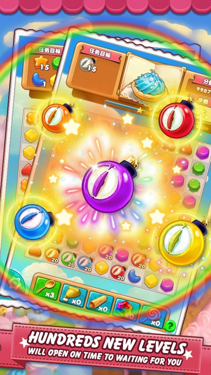 Candy Smash-Cookie hero 2016 Game