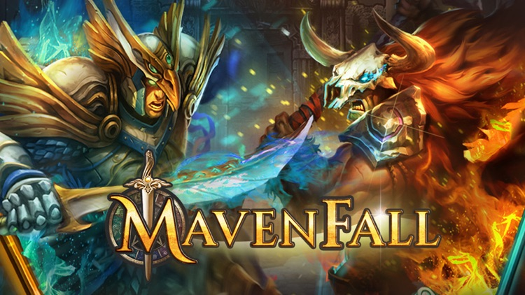 Mavenfall screenshot-0