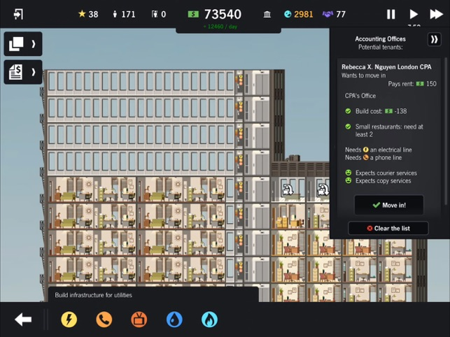 Project Highrise prepares to tower over the App Store Image