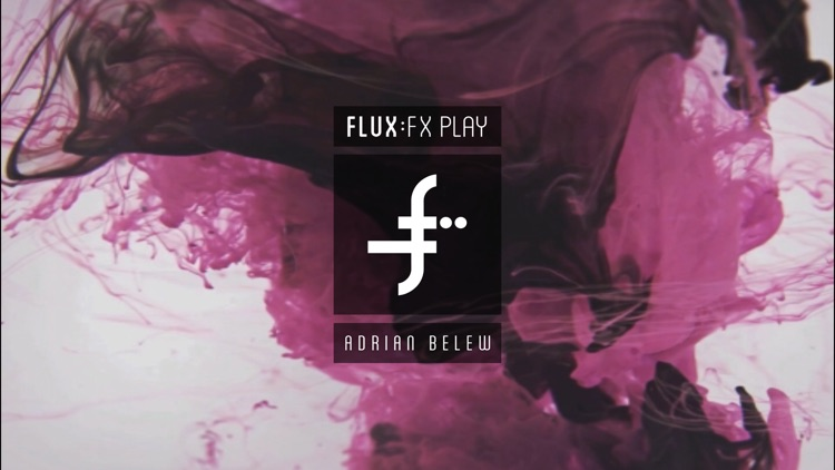 FLUX:FX play - the professional audio multi-effects engine by Adrian Belew screenshot-0