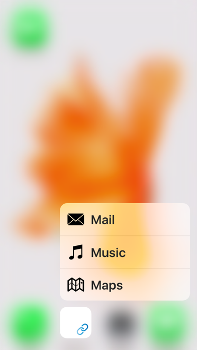 Shortcuts (Quick Open) screenshot one