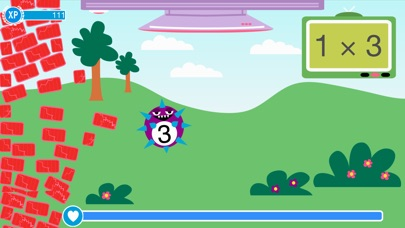 Monster Math - A learning maths game for kids screenshot