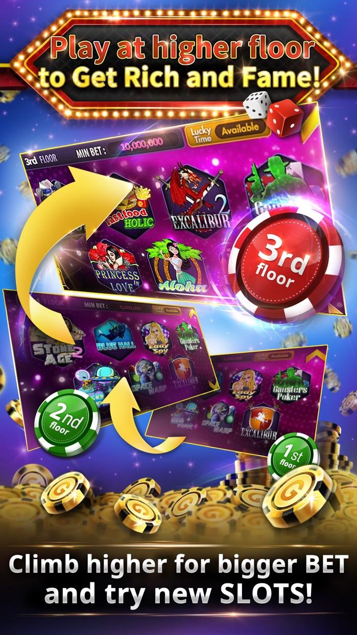 Slots Social Casino Screenshot