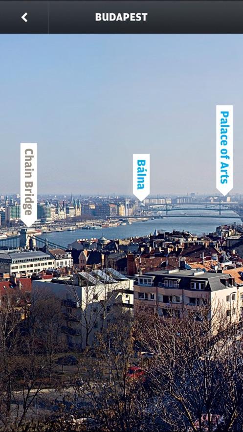 Budapest: Wallpaper* City Guide App 截图