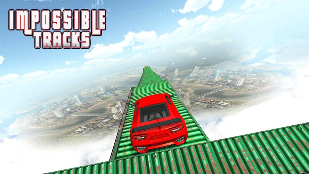 Top Speed – Impossible Car