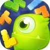 Monster Puzzle - NEW block matching game