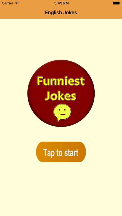 Screenshot #1 for Best Funniest Jokes