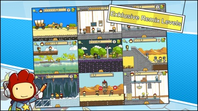 Screenshot for Scribblenauts Remix in Germany App Store