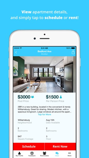 LiveWith: Roommate Finder On The App Store