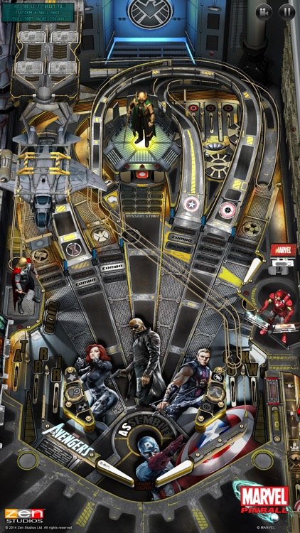 Marvel Pinball screenshot-0