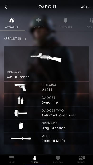 Battlefield™ Companion Screenshot