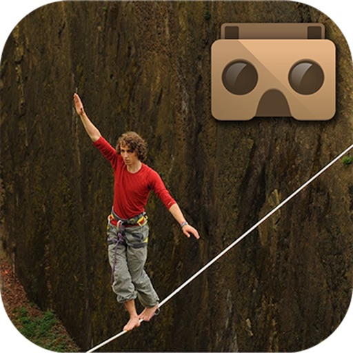 Rope Crossing Adventure For Vrtual Reality Glasse