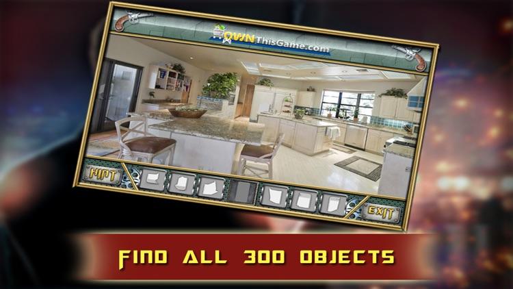 Hidden Objects Game Mega Hitman