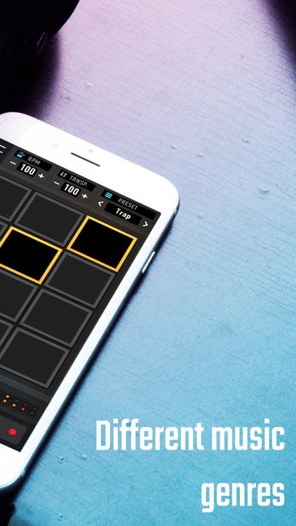 MIxpads-Drum Pads Music Mixer