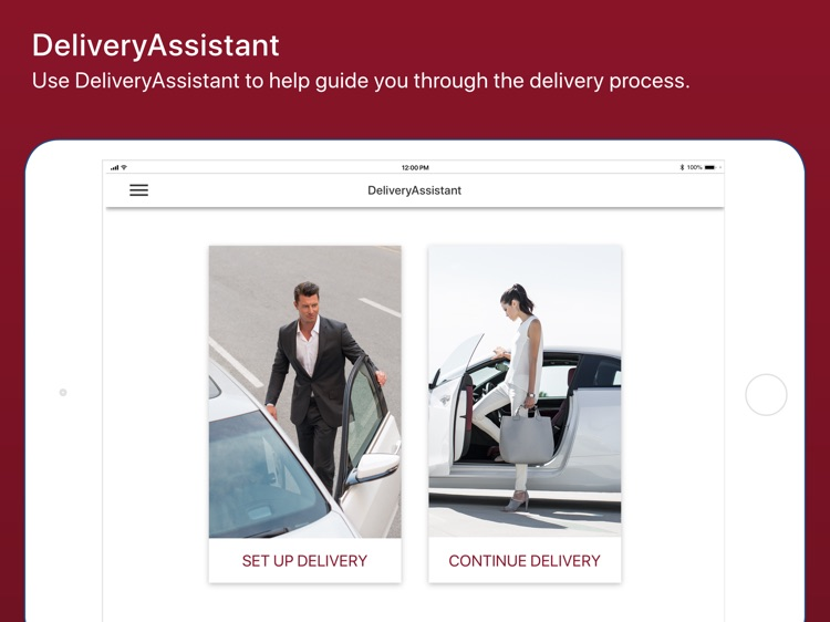 Cadillac Dealer SalesAssistant screenshot-2