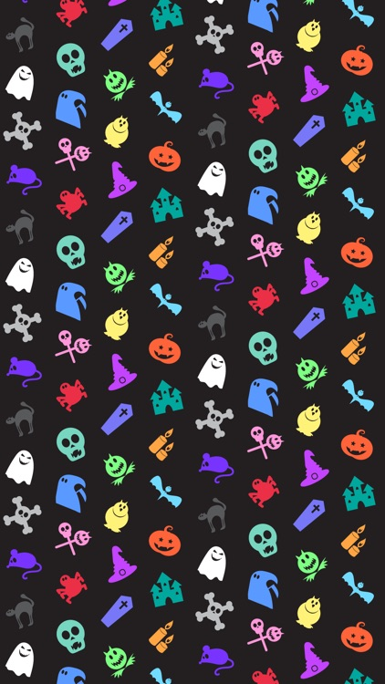 Colorful - Halloween