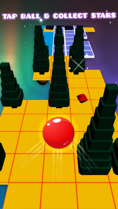 Red Ball Tower - Tap To Jump Endless Game-2