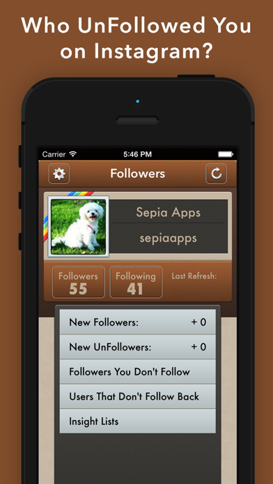 download UnFollowers on Instagram Pro -IG Followers Tracker apps 1