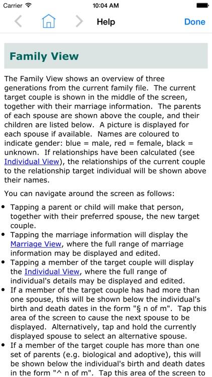 Families screenshot-4