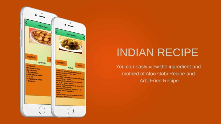 Indian Recipes-Free screenshot-3