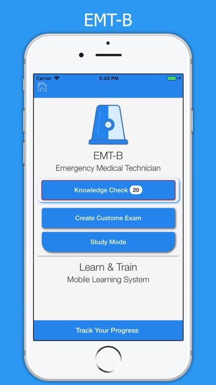 EMT-B Exam Prep 2018 screenshot-0