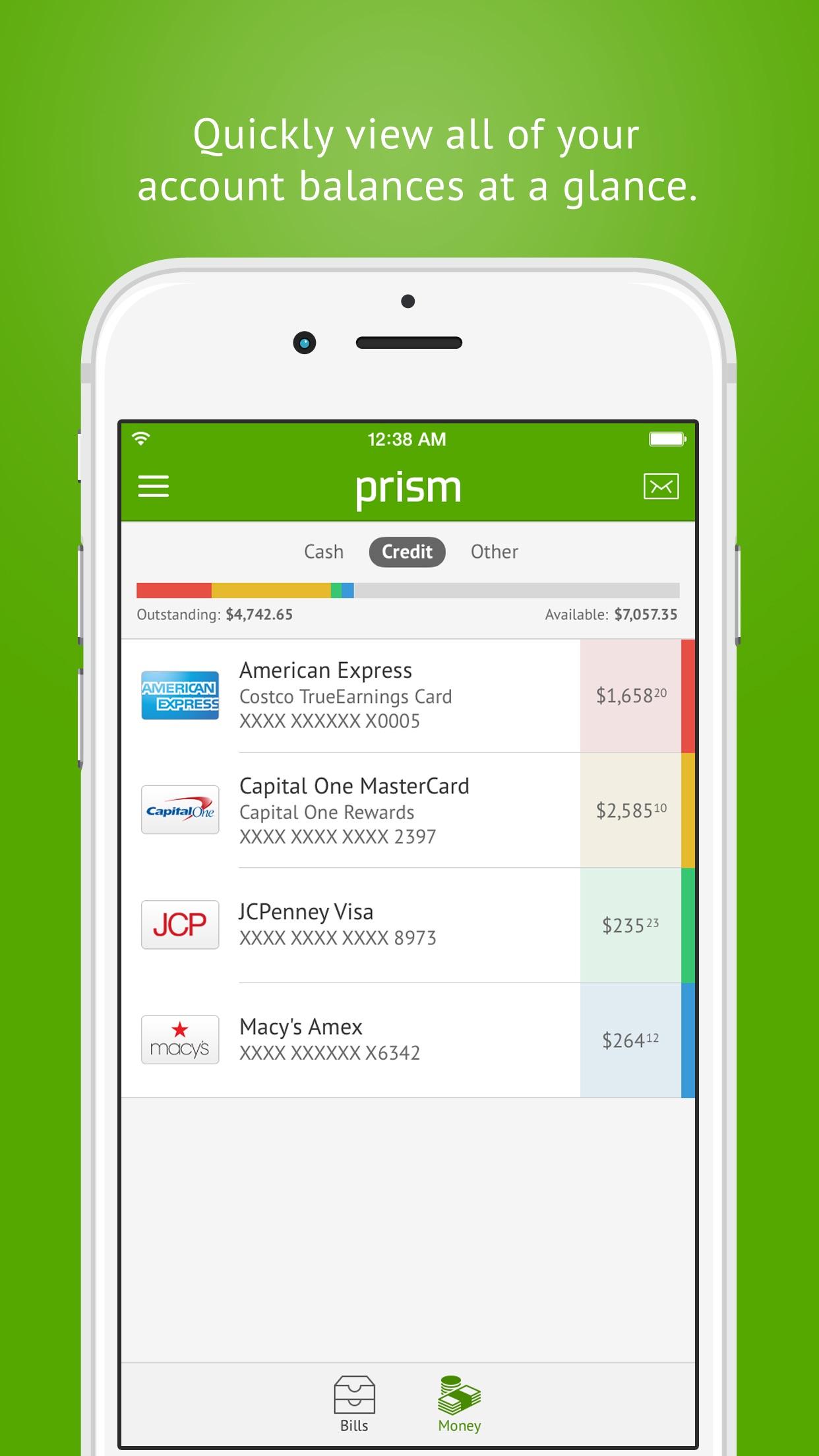 Prism Money Screenshot