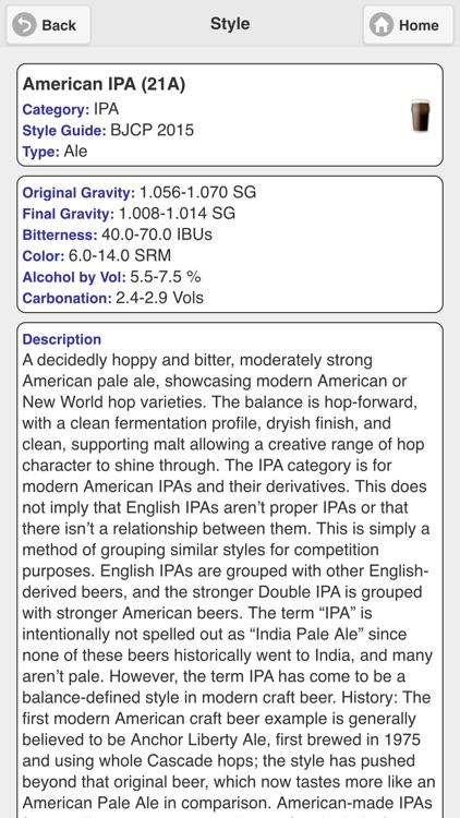 BeerSmith Lite screenshot-3