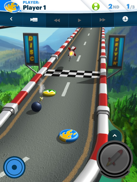 Disc Drivin' 2 screenshot 6