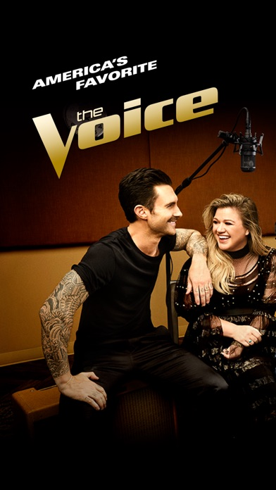 download The Voice Official App on NBC apps 2