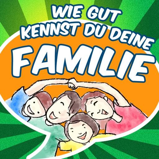 Familienbande FAMILIENSPIEL Wie gut kennt ihr euch