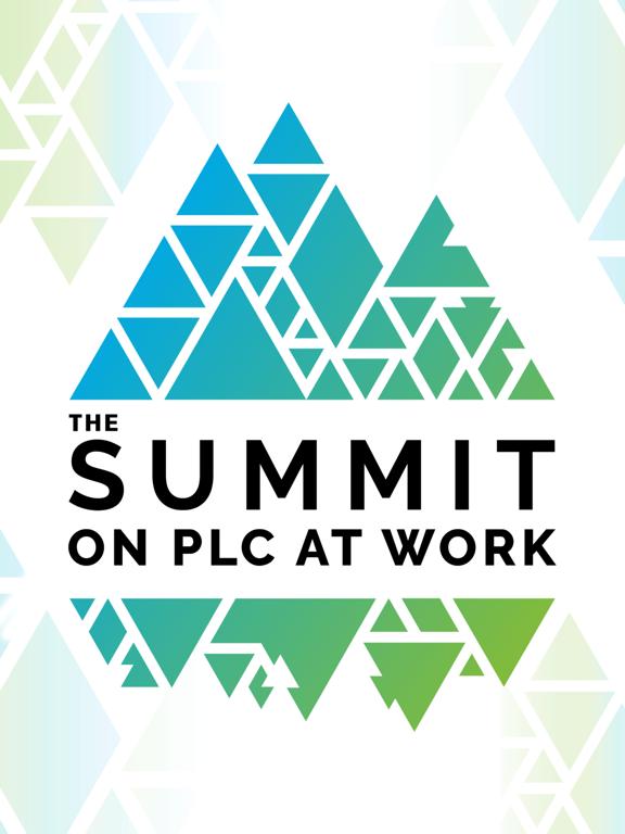 2018 PLC Summit screenshot 3