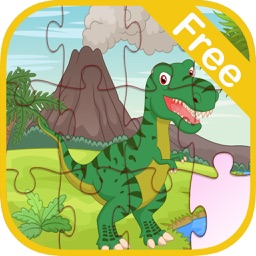 Dinosaur Jigsaw Puzzles For Kids