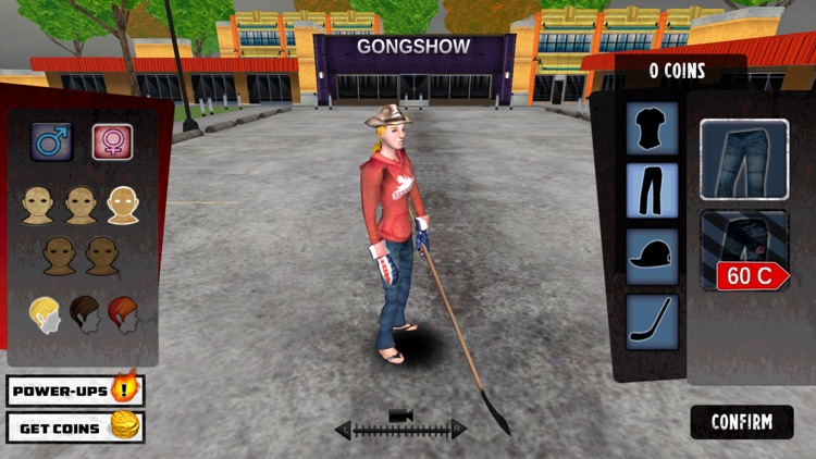 Gongshow Saucer King screenshot-2