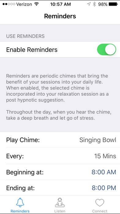 Screenshot for Relax with Andrew Johnson in Colombia App Store