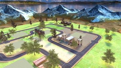 Forage Harvester Simulator 2 screenshot two