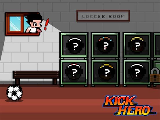 Скачать игру Kick Hero
