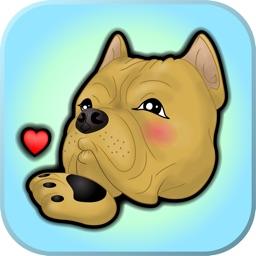 Pitbull Emojis