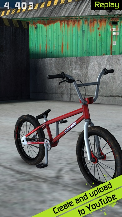 Touchgrind BMX screenshot1