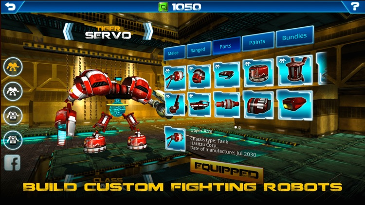 Code Warriors: Hakitzu Battles - learn to code through robot arena combat